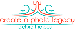 create a photo legacy logo